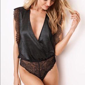 Victoria's Secret Teddy Bodysuit Lingerie